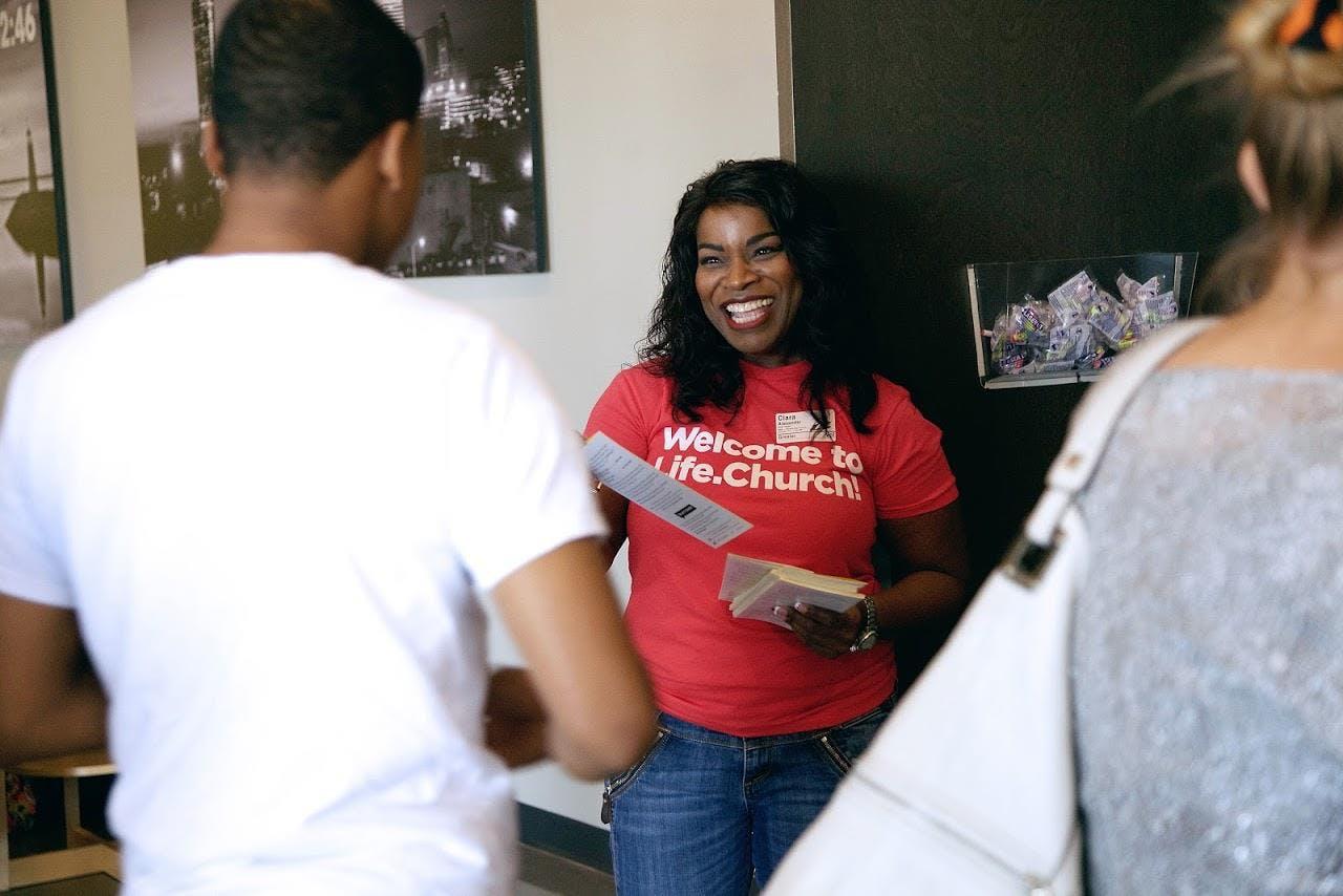 Helping Volunteers Find Their Sweet Spot