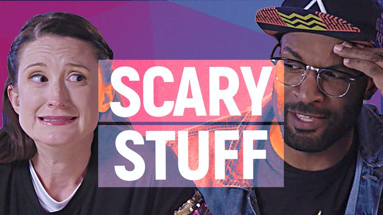 1 Week Only: Top 5 Countdown Plus 3 Weeks Scary Stuff October 2019